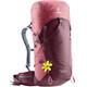 Deuter W's Speed Lite 30 SL Backpack maron-cardinal